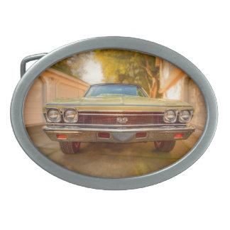 1968 CHEVY CHEVELLE SS 396 #2 BELT BUCKLE