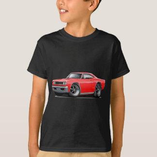 1968 Coronet RT Red Car T-Shirt