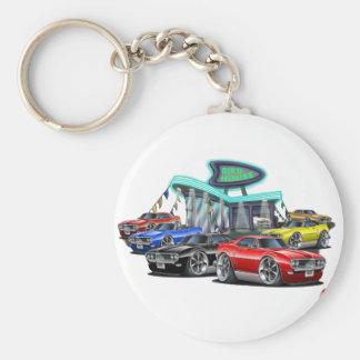 1968 Firebird Car Dealer Key Ring