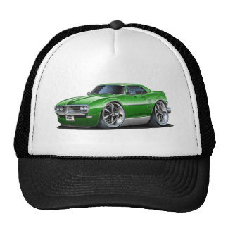 1968 Firebird Green Car Cap