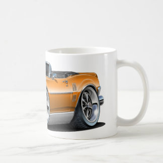 1968 Firebird Orange Convertible Coffee Mug