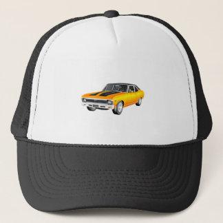 1968 Gold Muscle Car Trucker Hat