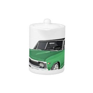 1968 Green Muscle Car