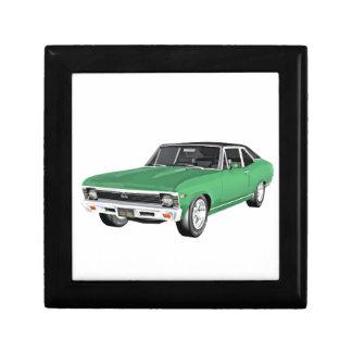 1968 Green Muscle Car Gift Box