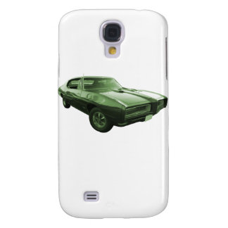 1968 GTO Muscle Car Samsung Galaxy S4 Case