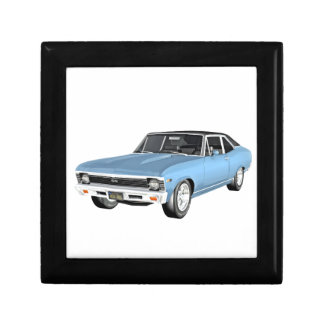 1968 Light Blue Muscle Cars Gift Box