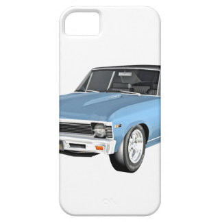 1968 Light Blue Muscle Cars iPhone 5 Case