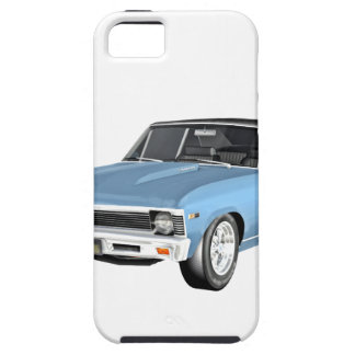 1968 Light Blue Muscle Cars iPhone 5 Cases