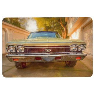 1968 MUSCLE CAR FLOOR MAT