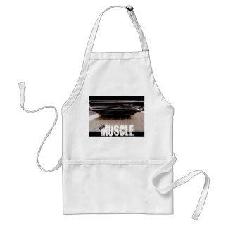 """1968 Muscle """"Manly"""" Apron"""