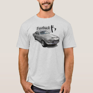 1968 Mustang Fastback 428 Muscle T-Shirt