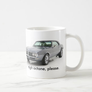 1968 Pontiac Firebird Coffee Mug