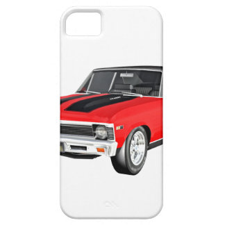 1968 Red Muscle Car Case For The iPhone 5