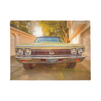 1968 VINTAGE MUSCLE CAR DOORMAT