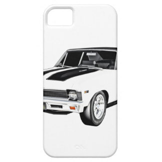 1968 White Muscle Car Barely There iPhone 5 Case
