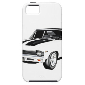 1968 White Muscle Car iPhone 5 Cover