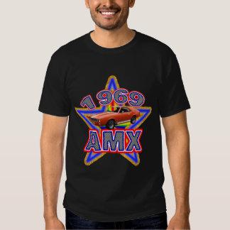 1969 American Motors AMX Tee Shirts