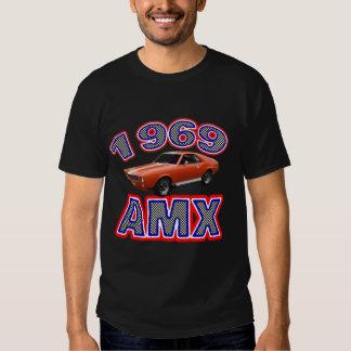 1969 American Motors AMX Tees