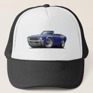 1969 Buick GS Dk Blue Convertible Trucker Hat