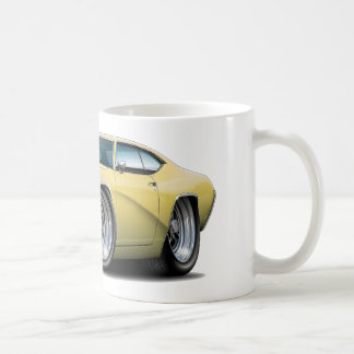 1969 Buick GS Tan Car Coffee Mug
