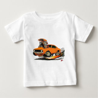 1969 Camaro SS Orange Car Baby T-Shirt
