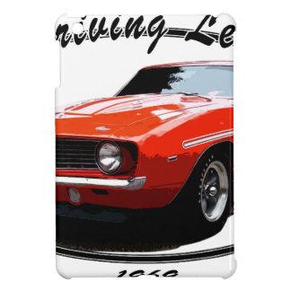 1969_camaro_yenko_orange case for the iPad mini