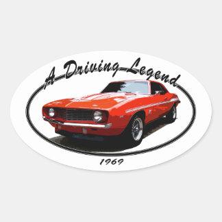 1969_camaro_yenko_orange oval sticker