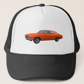 1969 Chevelle SS: Orange Finish Trucker Hat