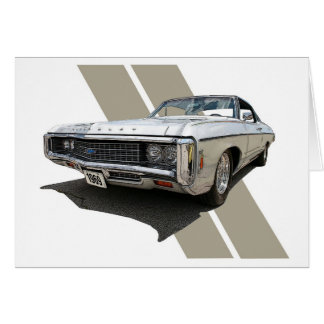 1969 Chevrolet Impala Card