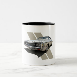 1969 Chevrolet Impala Two-Tone Coffee Mug