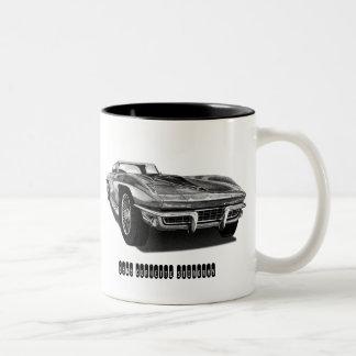 1969 Corvette Stingray Mug