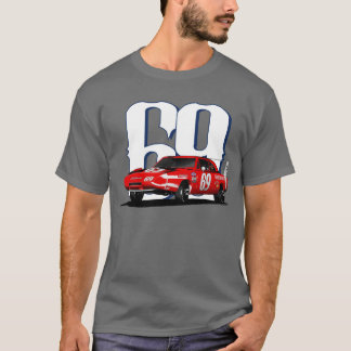 1969 Dodge Charger Daytona T-Shirt