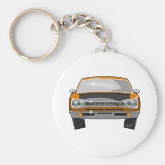 1969 Dodge Superbee Key Ring