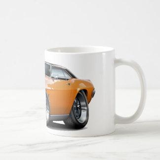 1969 Firebird Orange-Black Top Car Coffee Mug