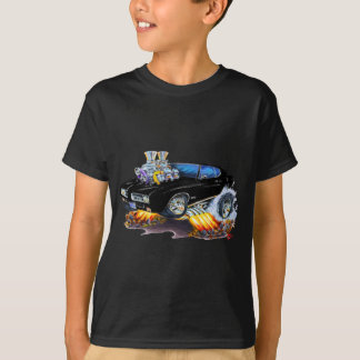 1969 GTO Black Car T-Shirt