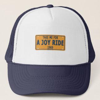 1969 Joy Ride Car Trucker Hat