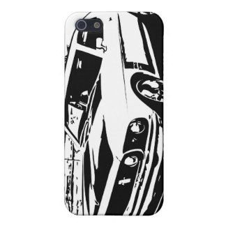 1969 Mustang GT Coupe iPhone 5/5S Cases