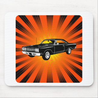 1969 Plymouth Road Runner Mouse Pad