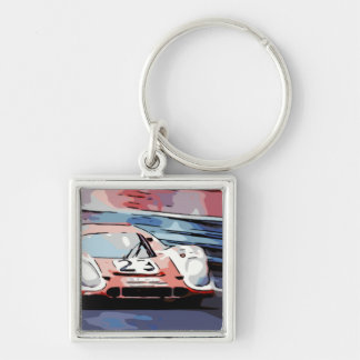 1970 24 Hours of Le Mans Key Ring