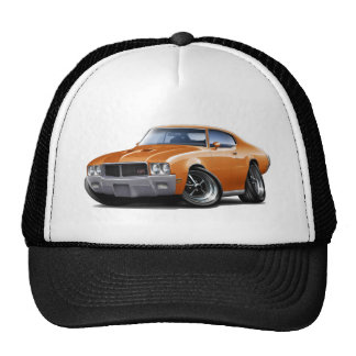 1970-72 Buick GS Orange Car Cap