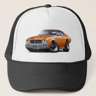 1970-72 Buick GS Orange Car Trucker Hat