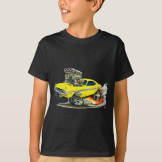 1970-72 Dodge Challenger Yellow Car T-Shirt