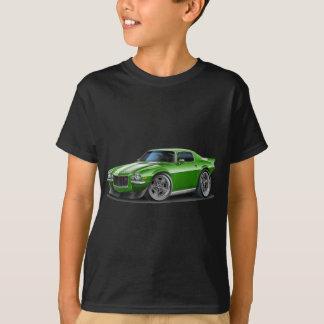 1970-73 Camaro Grn/Wht Car T-Shirt