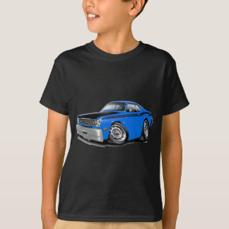 1970-74 Duster 340 Blue Car T-Shirt