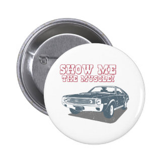 1970 AMC AMX 390 PIN
