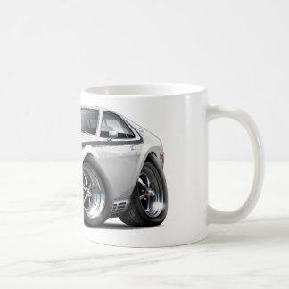 1970 AMX White-Black Car Coffee Mug