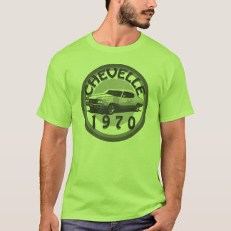 1970 Chevelle Muscle Car Shirt