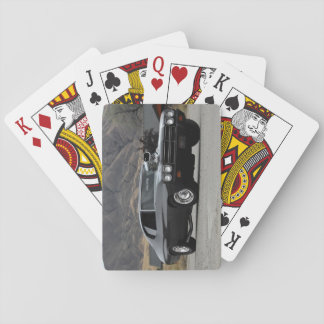 1970 Chevy Chevelle Drag Muscle Car Playing Cards
