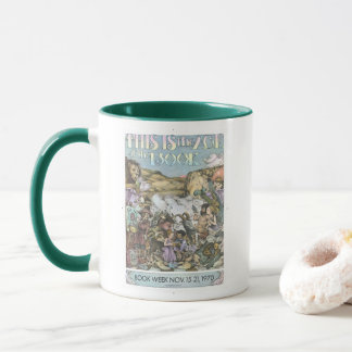 1970 Children's Book Week Mug