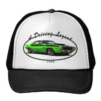 1970 DODGE CHALLENGER CAP